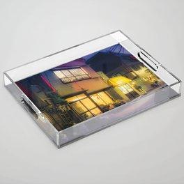 You're Where I Want to Go/ Anthony Presley Photo Print Acrylic Tray