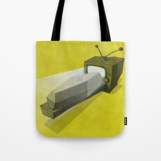 What's on TV? / II Tote Bag