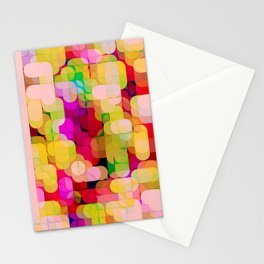 Re-Created Laurels X by Robert S. Lee Stationery Cards