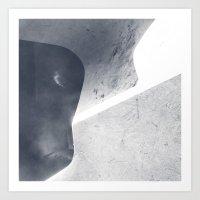 Inversions_09 Art Print