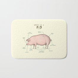 Anatomy of a Pig Bath Mat