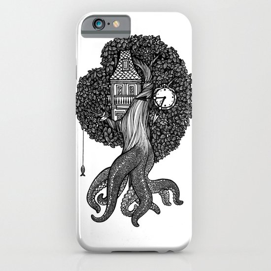 Octotree iPhone & iPod Case