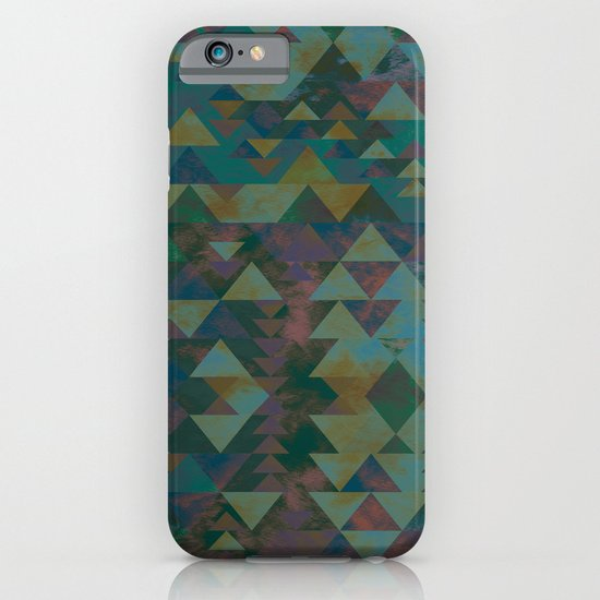 Delta Tribe - Green iPhone & iPod Case