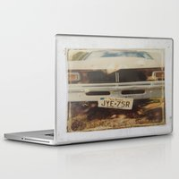 ford Laptop & iPad Skins featuring Ford by Michael Shepherd