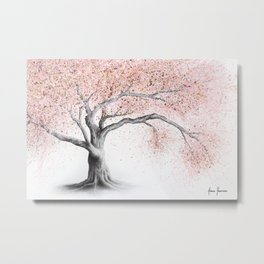 Forever Blossom Metal Print