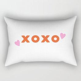 xoxo, GG Rectangular Pillow