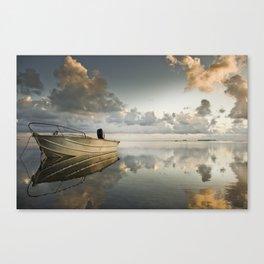 The Tinny Canvas Print