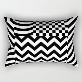 Dazzle 01 Rectangular Pillow