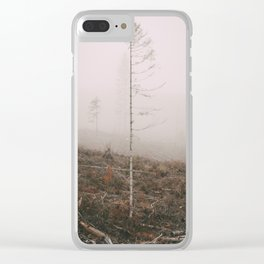 Stand Alone Clear iPhone Case