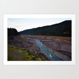Willamette Valley Art Print