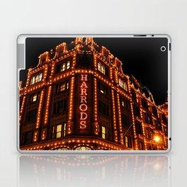 Harrods on Holidays Laptop & iPad Skin