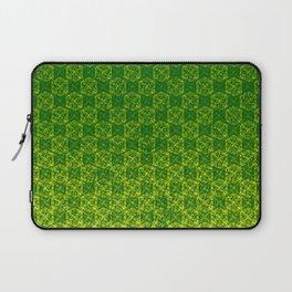 D20 Druid Ranger Crit Pattern Premium Laptop Sleeve