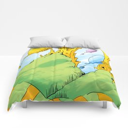 Dr Seuss Comforters