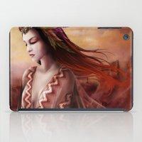 navajo iPad Cases featuring Navajo by Nicolas Jamonneau