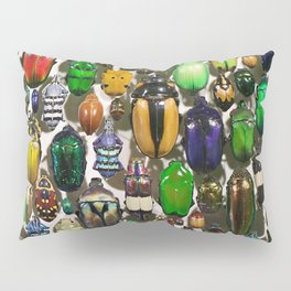 Beetle Mania Pillow Sham