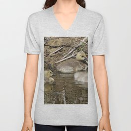 Goslings Unisex V-Neck