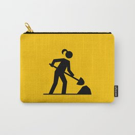 Workwoman Carry-All Pouch
