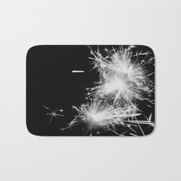 Sparklers In The Summer Bath Mat