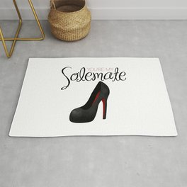 You're My Solemate Rug