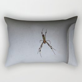 Suspended Spider Rectangular Pillow