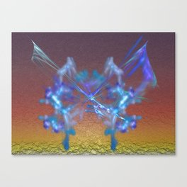 Easter Butterfly Canvas Print