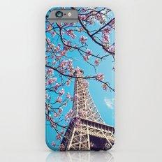 Springtime in Paris Slim Case iPhone 6s