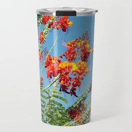 Ocotillo Blooms Travel Mug