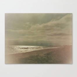 California Waters Two Canvas Print