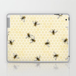 Honey a Bee Farm! Laptop & iPad Skin