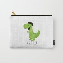 Mr. T-Rex Carry-All Pouch