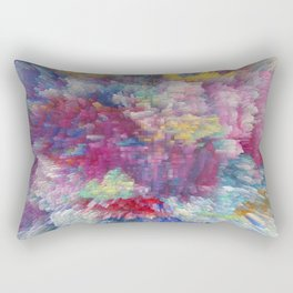 Abstract 170 Rectangular Pillow
