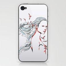 Queen of Ocean iPhone & iPod Skin