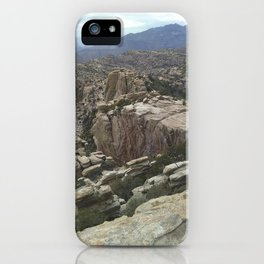 Mountainside iPhone Case