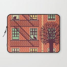 the fly (day) Laptop Sleeve