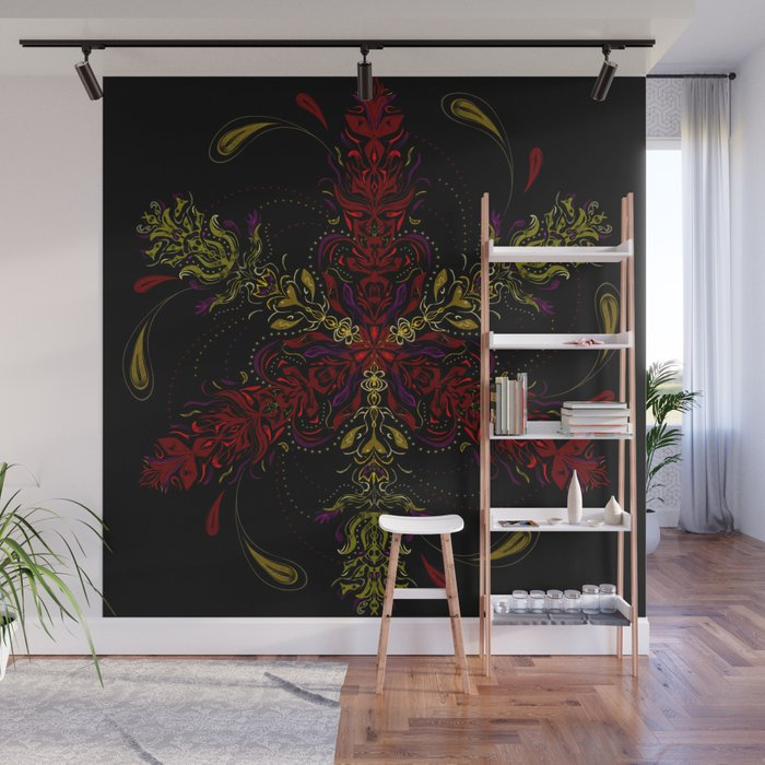Regal Duality Wall Mural