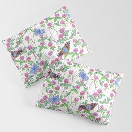 Clover Meadow Pattern Pillow Sham