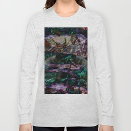 unique marble Long Sleeve T-shirt
