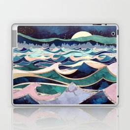 Moonlit Ocean Laptop & iPad Skin