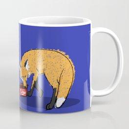 Morley's Fox Coffee Mug
