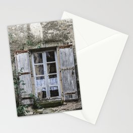 Old Window Stationery Cards