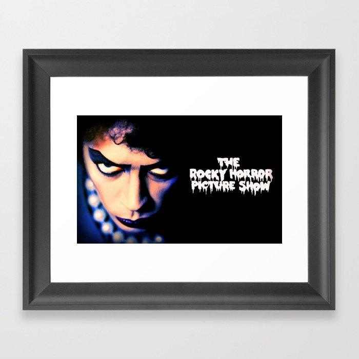 The Rocky Horror Picture Show Gerahmter Kunstdruck