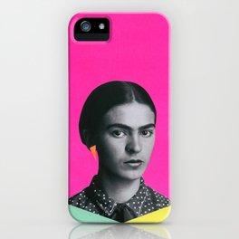 Modern Frida iPhone Case