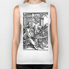 Danse Macabre. XXVII. The Astrologer Biker Tank
