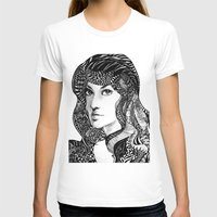 oriental T-shirts featuring Oriental by Judy Hung