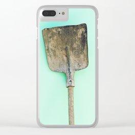 Shovel Clear iPhone Case