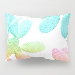 Rainbow Cacti Vibes #1 #pattern #decor #art #society6 Pillow Sham