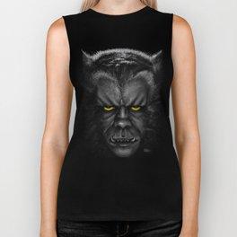 The Werewolf Curse Biker Tank