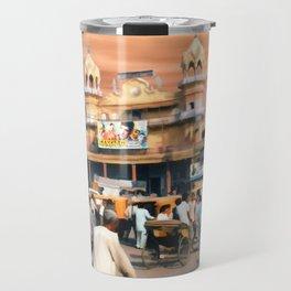 Old Dehli Travel Mug