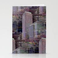 office Stationery Cards featuring office Dayze by David  Gough