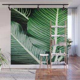 Palm-Tree Breeze Wall Mural